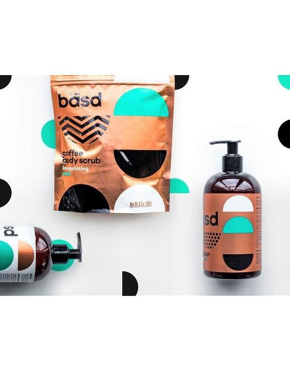 perfectly fun, deliciously scented mint bundle packs from basd are perfectly safe for your skin, and score a perfect 0 on the think dirty scale