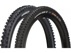 650b Maxxis Minion Shorty/DHR2 tyres