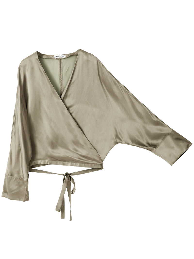 Hidden blouse light military