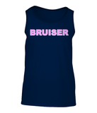 Men's Fashion Basic Tank Top -  BRUISER