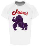 TriDri® Embossed Sleeve Workout T-Shirt - Juiced Gorilla