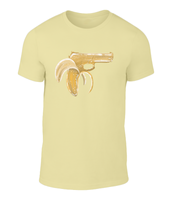 Unisex Short Sleeve Jersey T-Shirt Bananagun