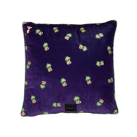 Grumble Jungle Velvet Cushion