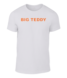 Mens Short Sleeve Jersey T-Shirt BIG TEDDY