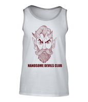 Men's Fashion Basic Tank Top - Handsome Devils Club