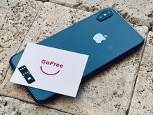 GoFree Fold - decodare iPhone Xs Max și iPhone XR