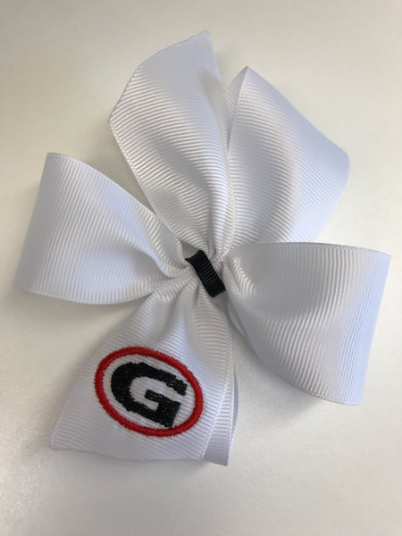 Georgia Bulldogs Bow