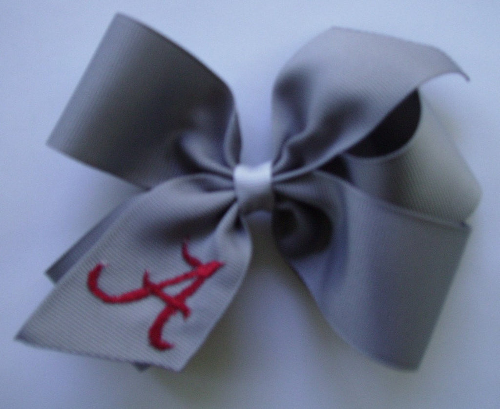 Alabama Hair Bow