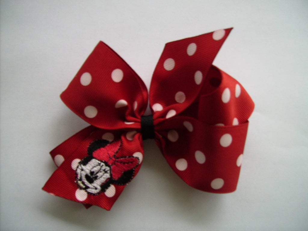 Mouse Hair Bow