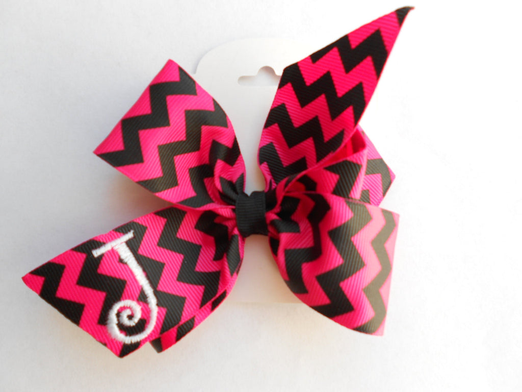 Shocking Chevron Bow