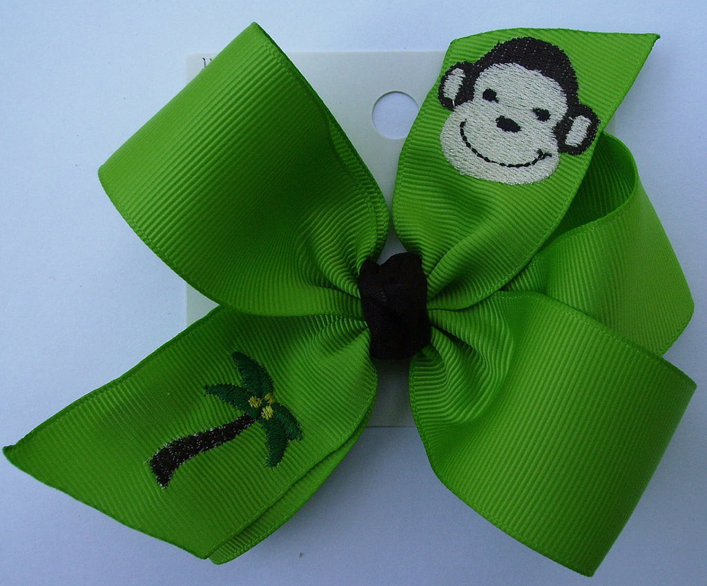 Monkey Zoo Bow