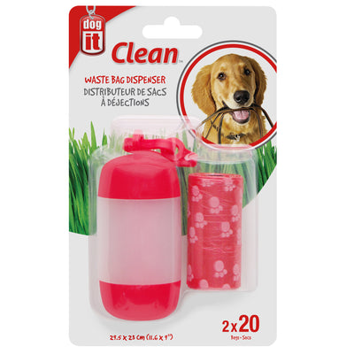 Dispensador de Bolsas Dog it
