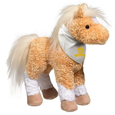 Queen's Plate Plush Horse