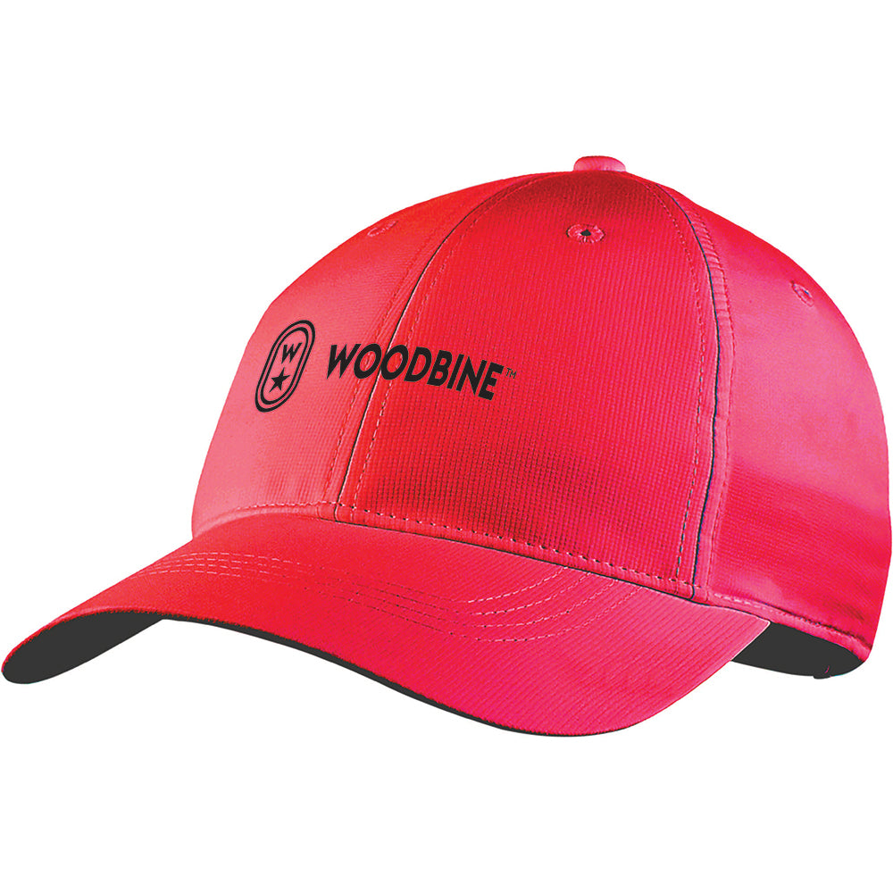 Woodbine Baseball Cap, Red