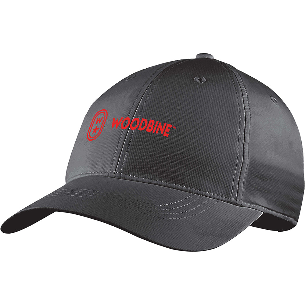 Woodbine Baseball Cap, Black