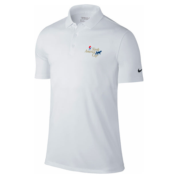 PNAC Golf Shirt, White - Men's