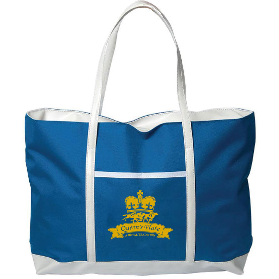 Queen's Plate Tote Bag