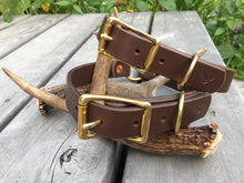 Woodland dog collar