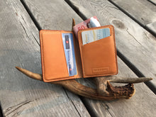 Shell Cordovan Slicker wallet