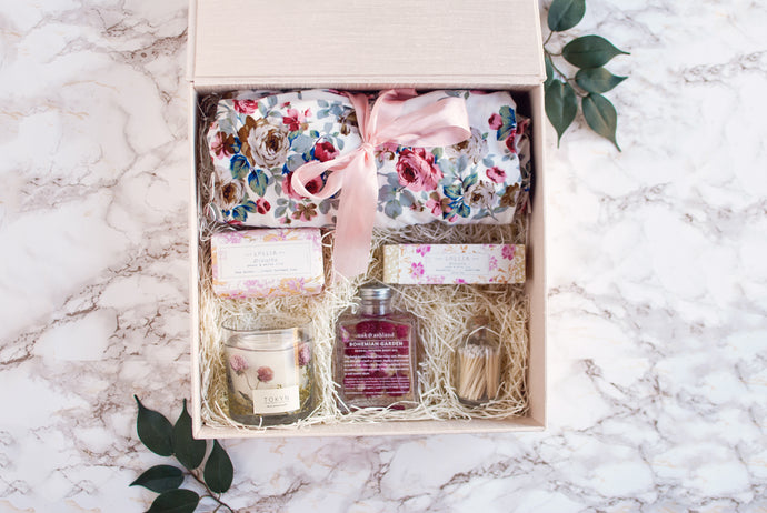 Gift box for bride