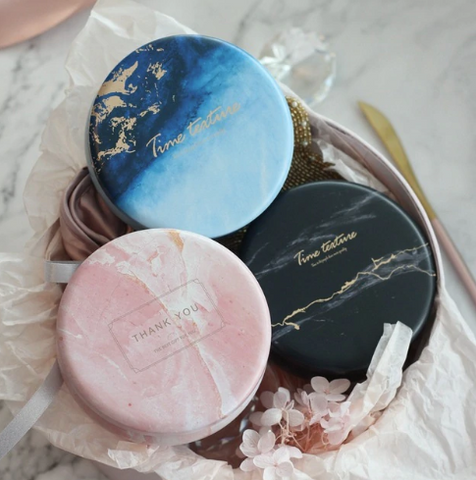 Marble favor box