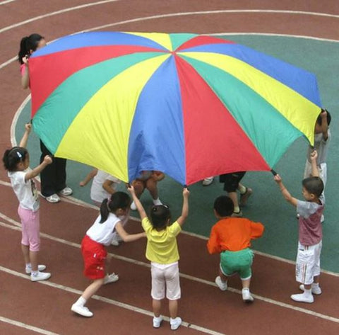 Umbrella parachute