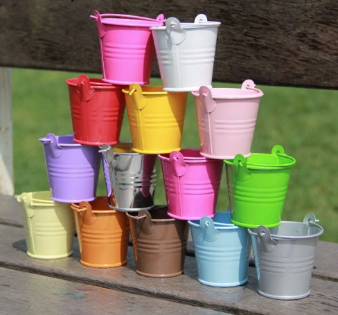 Tin can 10 pc