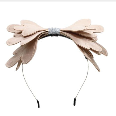 Leaves headband/clip