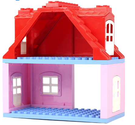 Building toy house