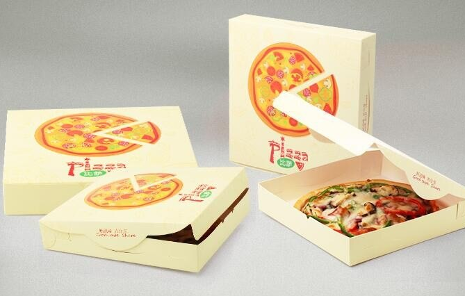 Pizza box 10 pc