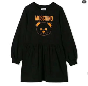 MC bear sweatshirt/dress