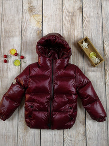 MC down puffer coat