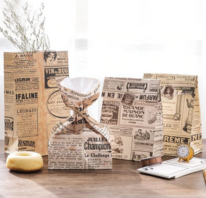 Newspaper bag 12 pc