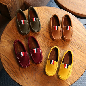 Simple moccasins