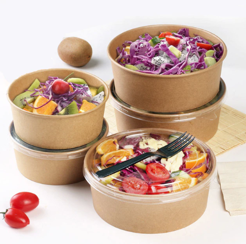 Salad container 50 pc