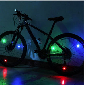 Spoke lights