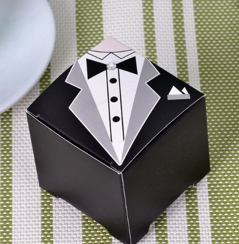 Bride/Groom box 50 pc