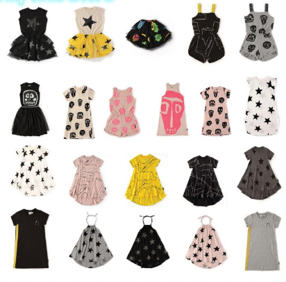 Nununu dress collection