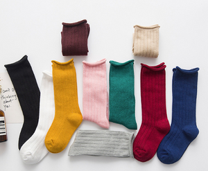 Long cotton socks