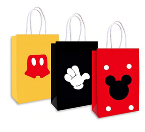 Mickey Mouse bags 6 pc