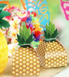 Pineapple box 5 pc