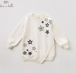 Dave Bella star sweatshirt