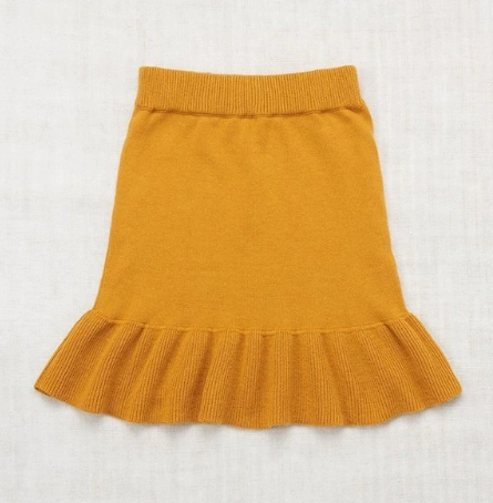 Misha and Puff knit skirt