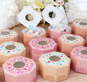 Donut box 10 pc
