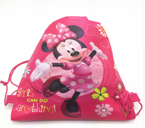 Mickey/Minnie Mouse backpack 6 pc