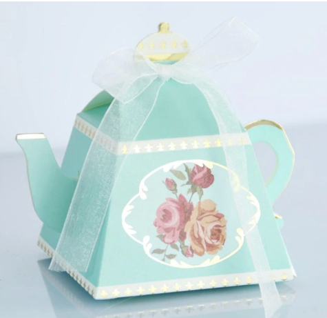 Teapot box 50 pc
