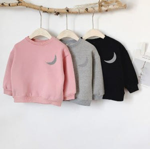 Moon sweatshirt