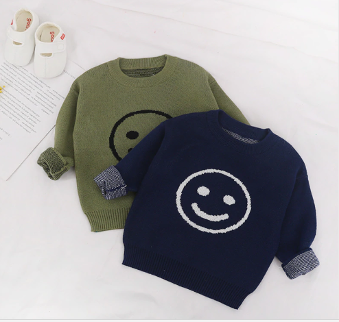 Smile sweater