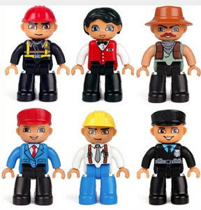 6 pc community figures