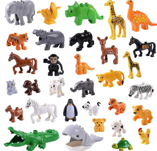 Animals for duplo
